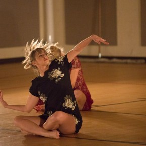 Fall Mudson this Tuesday, featuring dance works in progress and live music