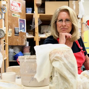 Mysterious Purpose: The Life and Art of Susan Harris