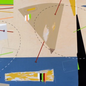Playful Dimensions: Darryl Erdmann and Kristina Lenzi at Finch Lane