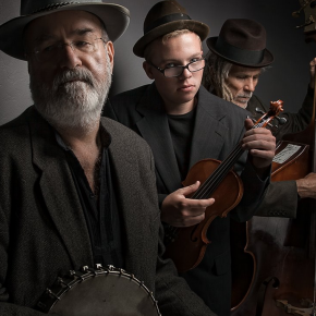 Desert Music: Hal Cannon and 3hattrio