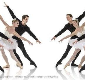 Joining the Corps: Balanchine's Symphony in C at Ballet West's Iconic Classics
