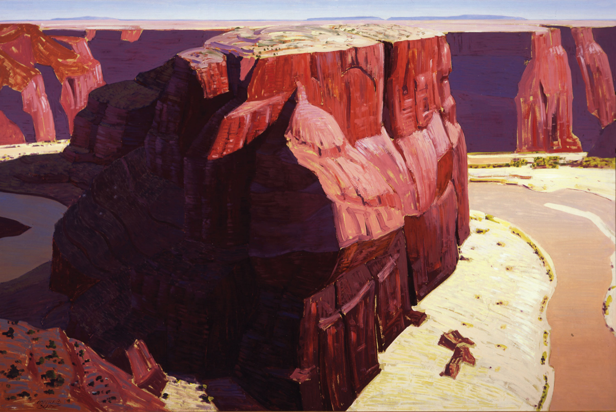 Conrad Buff Canyonlands