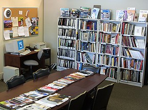 Artist Resource Center at Rio Gallery