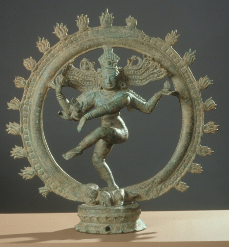 Shiva Nataraja                Indian, ca. 12th-16th century C.E.