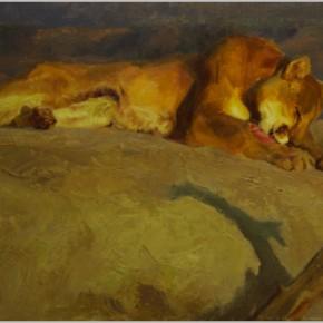 Michael Calles Animal Drawing & Painting Workshop