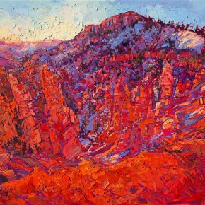 Painting Up the Parks: Erin Hanson's national park landcapes at the St. George Art Museum