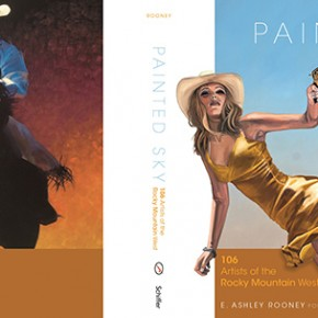 Painted Sky: Book on artists of the Rocky Mountain West gives 14 Utahns lots of ink