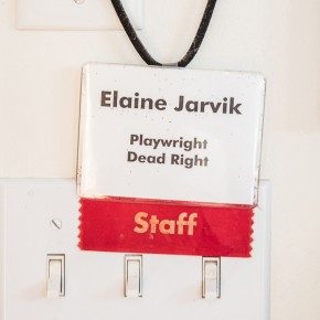 Based on a True Story: The Versatile Elaine Jarvik Plays It Where It Lays