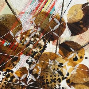 Visual Splendor: Nina Tichava at Gallery MAR
