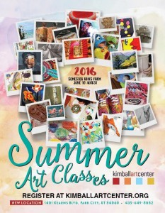 Summer Art Classes