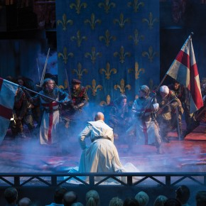 A Heavy Reckoning: Henry V in Cedar City Proves the Bard's Relevancy in the 21st Century