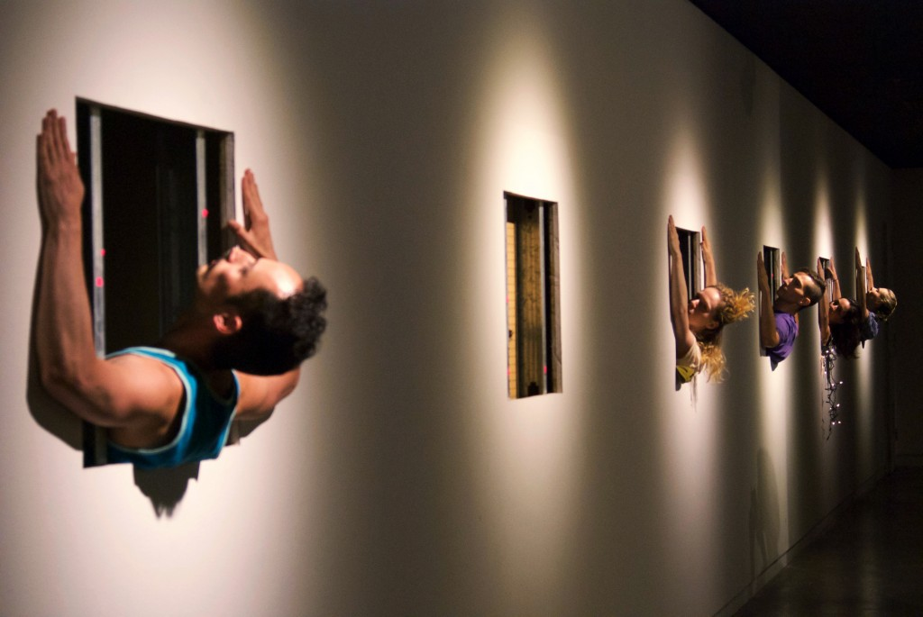 Ririe-Woodbury Dance Company performs Interstices at the Utah Museum of Contemporary Art