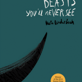 Fracture Lines: The Beautiful and the Grotesque in Nate Liederbach's Beasts You'll Never See