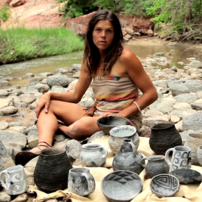 Kelly Magleby: Primitive Potter, and other MiXeD MeDiA