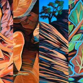 Carol Bold - Fine Art & Printmaking Exhibition at Red Butte