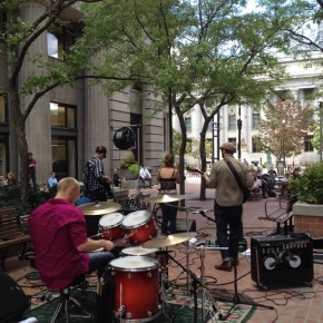 Get Your Lunch Groove On at Salt Lake City's Brown Bag Concert Series