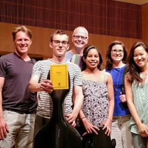An Opportunity to Play: Intermezzo Chamber Music