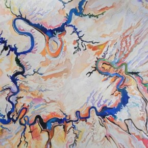 Water Ways: Watercolors by Anne Penrod