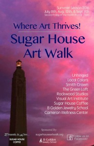 Sugar House Art Walk