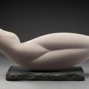 Bodies of Nature: Ryoichi Suzuki's Suggestive Stone Sculpture at A Gallery
