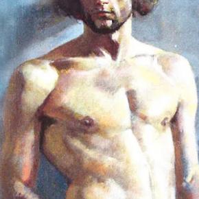 Alvin Gittins Painting Stolen from the U