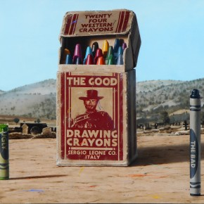 Ben Steele | The Good, the Bad, and the Ugly at Modern West Fine Art