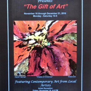 Southern Utah Art Guild's The Gift of Art