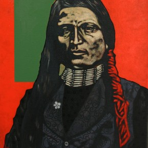 Nocona Burgess | The Legendary Plains at Modern West Fine Art