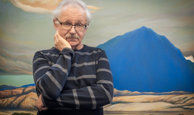 Lay of the Land:  A Profile of Wayne Geary