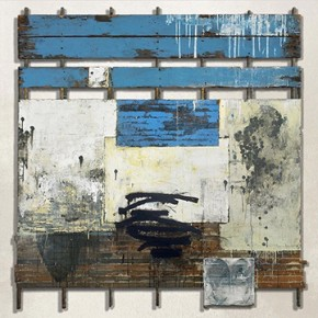 Fabricated, Recent Works by John O'Connell at A Gallery