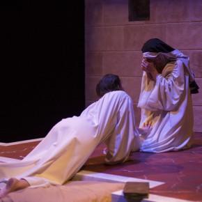 Plan B's Hildegard portrays a mid-millenium rockstar of the Catholic church