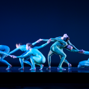 Ririe-Woodbury's Winter Season bring an eclectic but cohesive evening of dance to Capitol Theatre