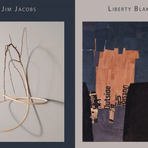 Jim Jacobs and Liberty Blake at Phillips Gallery