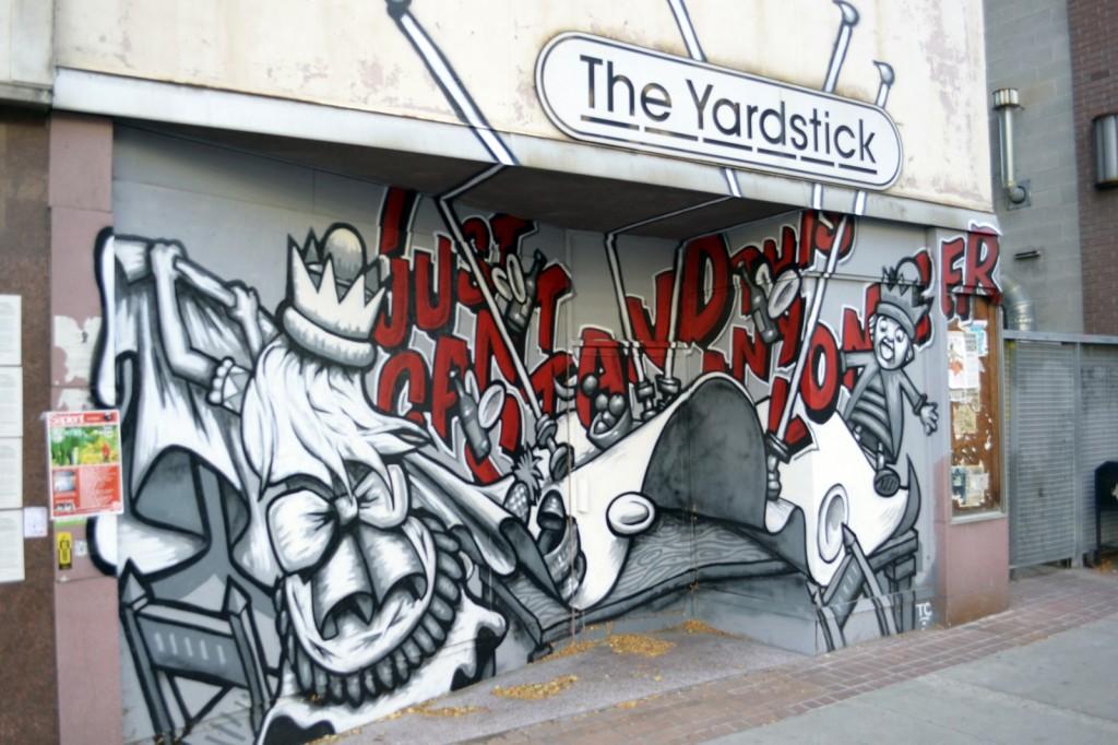 The Yardstick, 50 East 300 West,