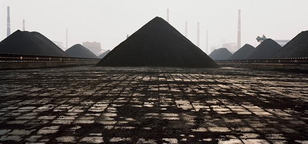Edward Burtynsky: The Industrial Sublime